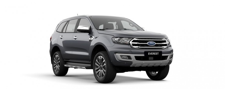 EVEREST AMBIENTE 2.0L MT